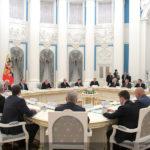 Губернатор Алтайского края стал участником встречи Президента Российской Федерации с вновь избранными главами российских регионов