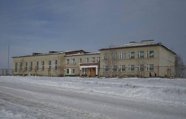 школа Новая тараба