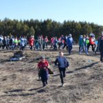 Более 380 человек в Кытманово приняли участие в акции «10000 шагов к жизни»