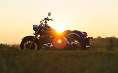 motorcycle-sun