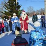 В Кытманово прошёл весёлый праздник «Накануне Рождества»
