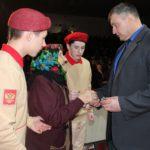 В Кытмановском районе состоялось награждение юбилейными медалями к 75-летию Победы