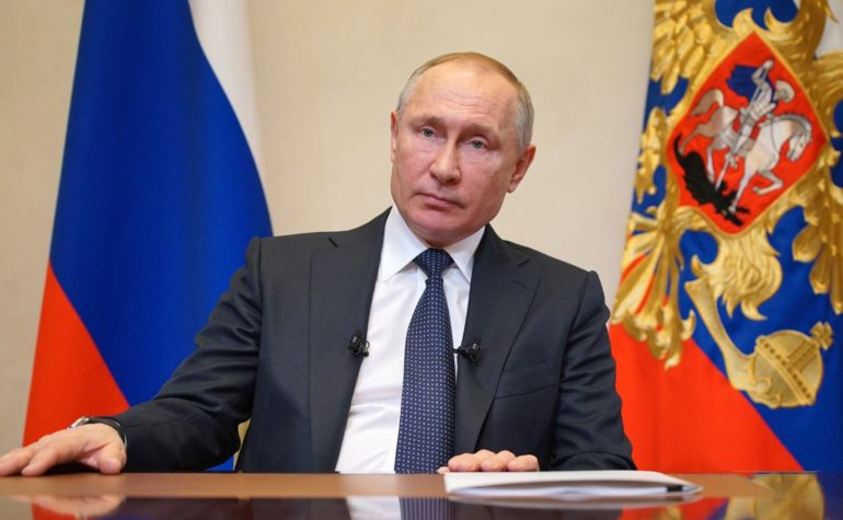 В.В. Путин 1-я обложка