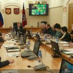 Ситуация острая и напряженная: 28 марта губернатор Алтайского края Виктор Томенко провел видеоселекторное совещание